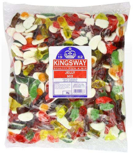 Assorted Jelly Mix x 3kg